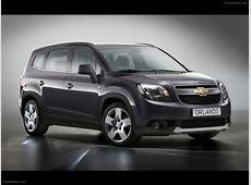 Chevrolet Orlando 2012 Exotic Car Picture #01 of 22