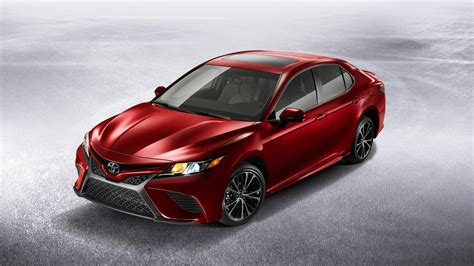 2018 Toyota Camry SE 2 Wallpaper   HD Car Wallpapers   ID ...