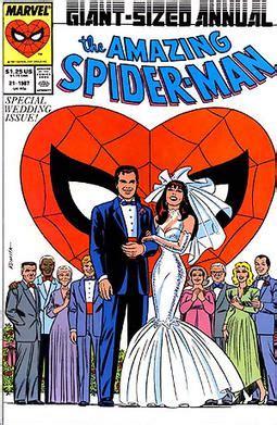 wedding comics wikipedia