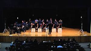 Pine Tree HS Jazz Band - Angels We Have Rocked On High ...