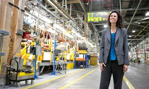 gm detroit hamtramck assembly plant manager mom doneen