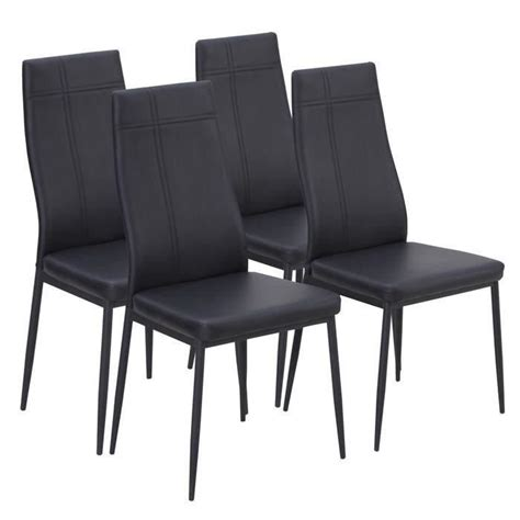 lot de 6 chaises noires lot de 6 chaises noires maison design wiblia com