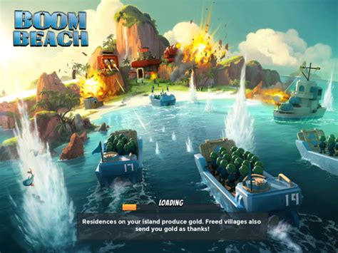 Clash Of Clans Boat Island by Boom Review A Better Clash Of Clans Definitely