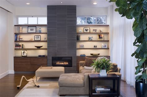 Decorating Ideas Next To Fireplace by Cool Fireplace Surround Kits In Exterior Craftsman With