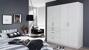Schlafzimmer Hochglanz Weiß : kleiderschrank homburg schrank in wei hochglanz 181 ~ Frokenaadalensverden.com Haus und Dekorationen