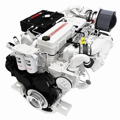 Cummins Marine Engine Qsb6 Engines Qsb Diesel