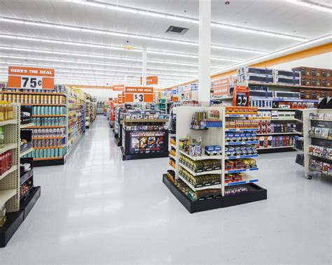 Interiors Lot Character by Retail Store Fit Out Big Lots The Bannett
