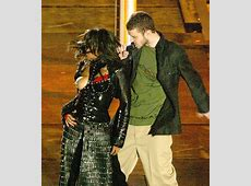 Justin Timberlake To Super Bowl — But Janet Jackson Is