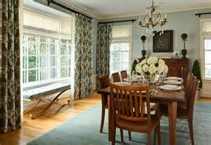 Curtain Ideas For Dining Room Bay Window Curtains Ideas For Privacy And Homestylediary
