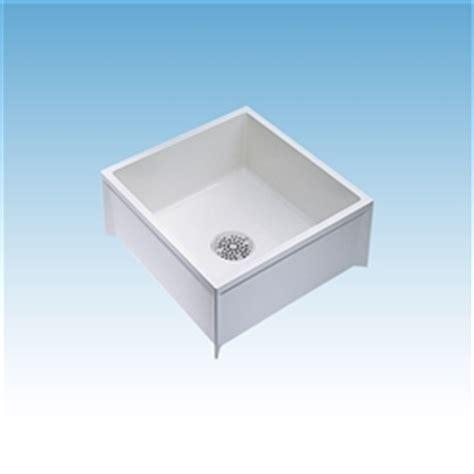 mustee mop sink faucet mustee 63m mop service basin 24x24x10 for 3 quot dwv