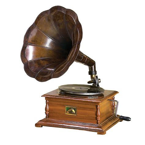 decent traders gramophone players painting