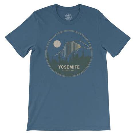 Yosemite National Park T-shirts, Sweatshirts, Hats