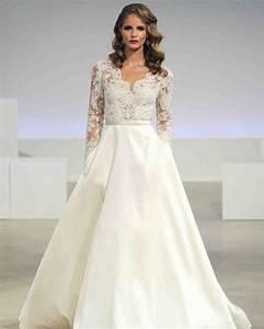 46 pretty wedding dresses with pockets martha stewart With wedding dress with pockets and sleeves