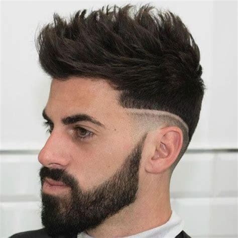 fresh hard part haircut ideas men hairstyles world