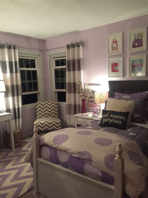 Bedrooms For by Lavender And Grey Bedroom For The Home