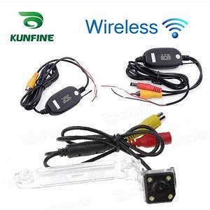 Wireless Car Rear View Camera For Kia Sportage K3 2011