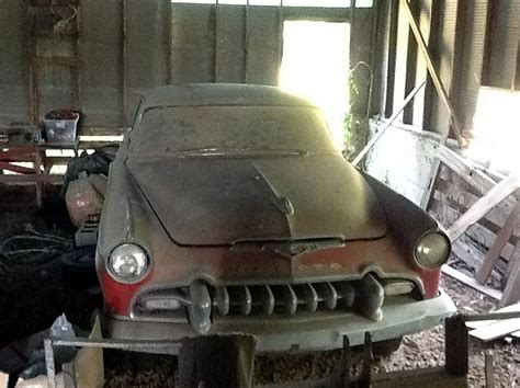 Unbelievable Barn Find Old Cars Weekly  Autos Post