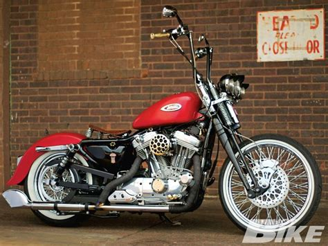 2002 Harley Davidson Sportster