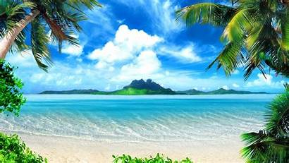 Scenery 1920 1080 Beach Wallpapers Tropical Backdrop
