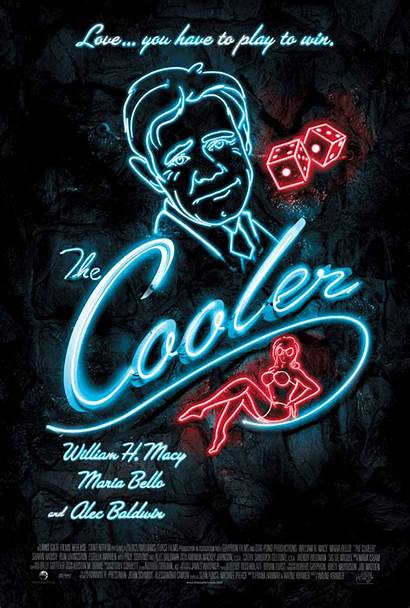 Cooler Poster Animated