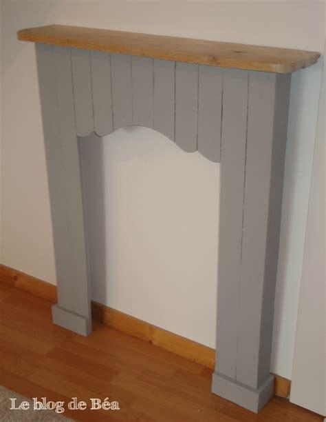 cheminee decorative pas cher pas 224 pas pour fabriquer une fausse chemin 233 e d 233 corative le de b 233 a