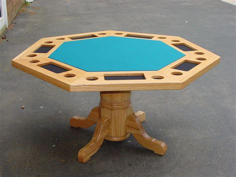 Poker Table From Arborcraft Woodworking Llc In Horseheads