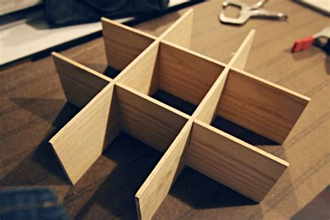 how to make drawer dividers iheart organizing how to make diy drawer dividers