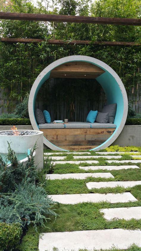 garden design ideas presenting mini to beautify