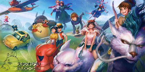 Best Of Hayao Miyazaki Top Hayao Miyazaki Images For Tattoos