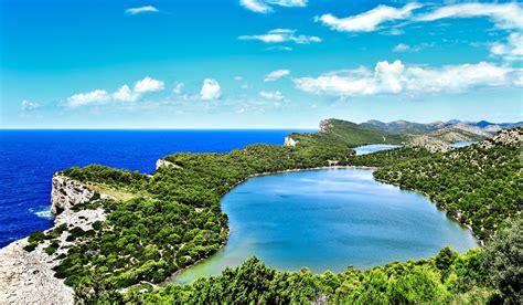 Puerto Rico Hd Wallpaper Morze Wybrzeże Klify Jeziora Lasy Chorwacja