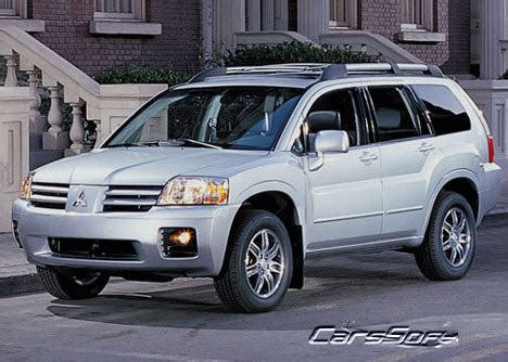 2003 Mitsubishi Endeavor by ремонт автомобиля Mitsubishi Endeavor 2003 2006 Service
