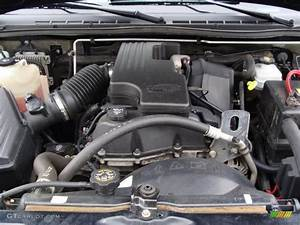 2005 Chevrolet Colorado Ls Extended Cab 2 8l Dohc 16v 4 Cylinder Engine Photo  38339824