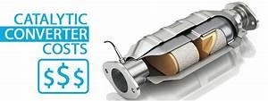 Catalytic Converter Replacement Cost  Repair Vs Selling My Car