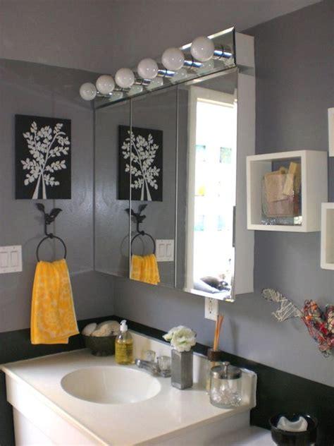 Yellow Bathroom Decorating Ideas by Grey Bathroom Ideas To Inspire You Tags Grey Bathroom