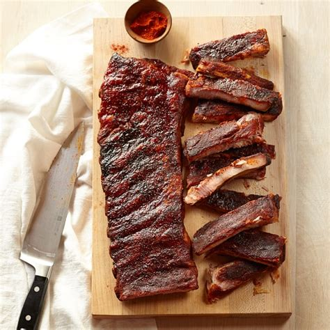 rack of ribs williams sonoma bbq rack of ribs with rub williams
