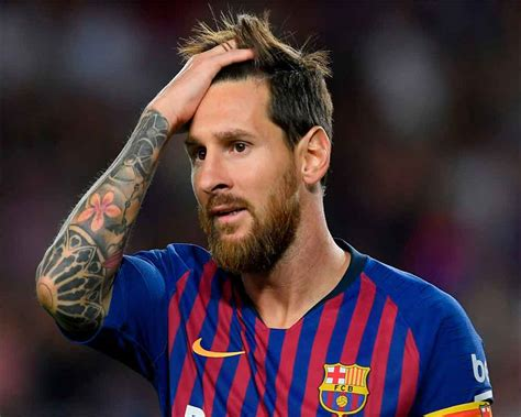 Fc barcelona announced thursday that lionel messi won't be returning to the club due to financial and structural obstacles, leaving the. Lionel Messi calls for resuming search for missing Sala