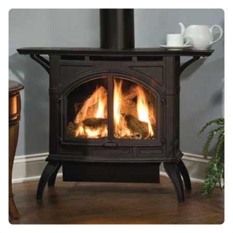 heritage vent  cast iron stove matte finish