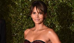 Halle Berry Wows in Sheer Gown at NAACP Image Awards 2018 ...
