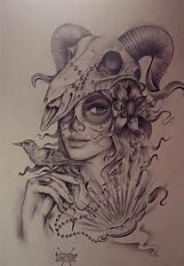 Something Beautiful | Sugar skulls, Sugaring and Tattoo