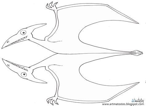 dinosaurier bastelvorlage malvorlagestore