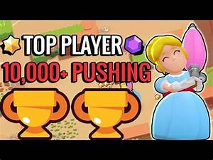 Live Stream! High Level Trophy Pushing | 10,000+ Trophies ...