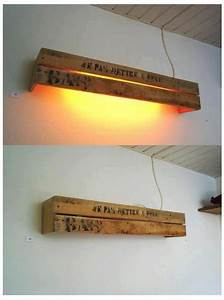 Best Creative Ways to Recycle Wood Pallets into Lamps - My