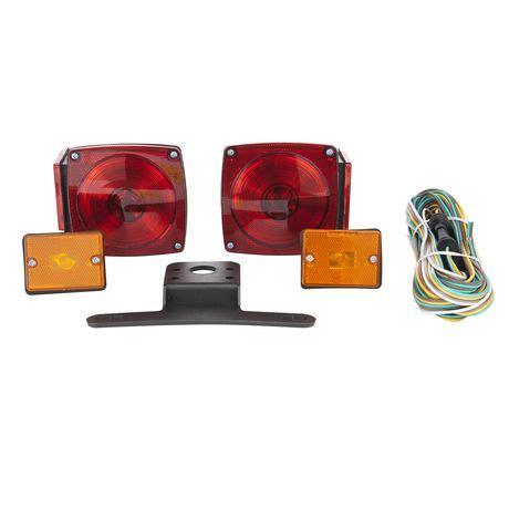 Walmart Canada Wiring Kit by Standard Trailer Light Kit With Side Marker Lights