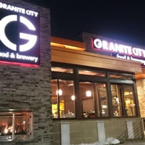 granite city food brewery 143 photos breweries