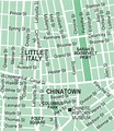 Get Around NYC's Chinatown and Little Italy with This Map ...