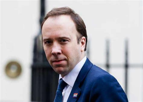 After PM, UK Health Secretary Matt Hancock also tests ...