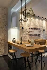 kitchen island bench designs découvrez nos 84 jolies propositions pour cuisine avec bar archzine fr