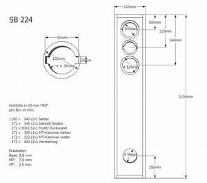 Bluetooth Box Selber Bauen : sb 224 ralfs umbau der sb 24 acl lautsprecher selber bauen ~ Watch28wear.com Haus und Dekorationen