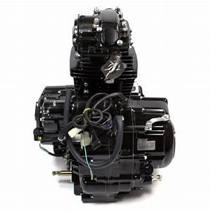 125cc Motorcycle Engine 156fmi Ohc  For Ks125-24
