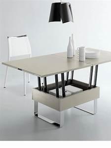 Petite Table à Manger : giove petite table transformable en table manger 80 160x80 cm hauteur 41 74 cm disponible ~ Preciouscoupons.com Idées de Décoration